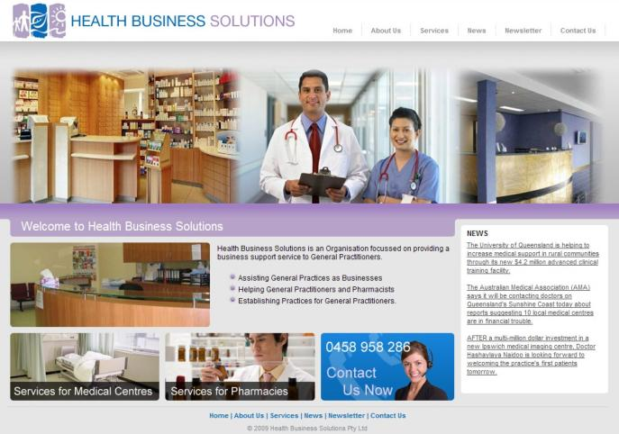 Health Busness Solutions Pty Ltd